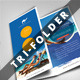 Travel Agency Trifolder - GraphicRiver Item for Sale
