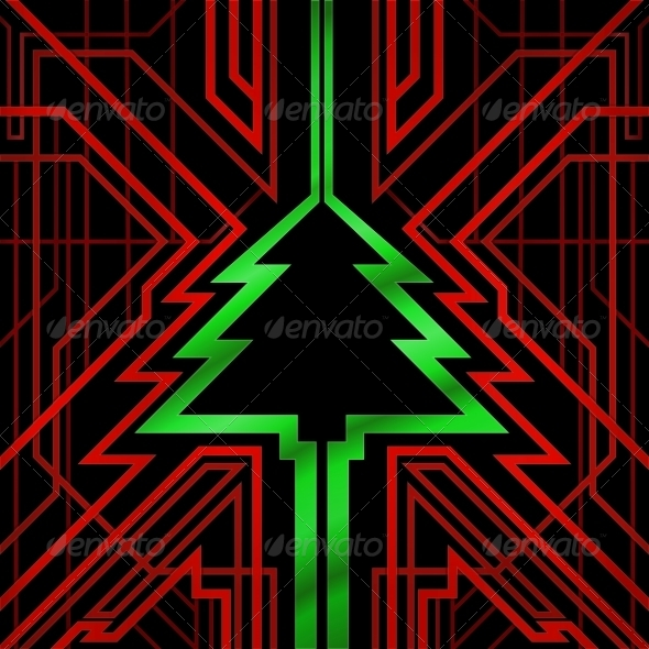 GraphicRiver Art Deco Grille 6188068