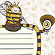 Honey Bee Rider - GraphicRiver Item for Sale