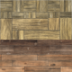 4 Worn Parquet Textures - GraphicRiver Item for Sale