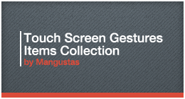 Touch Screen Gestures