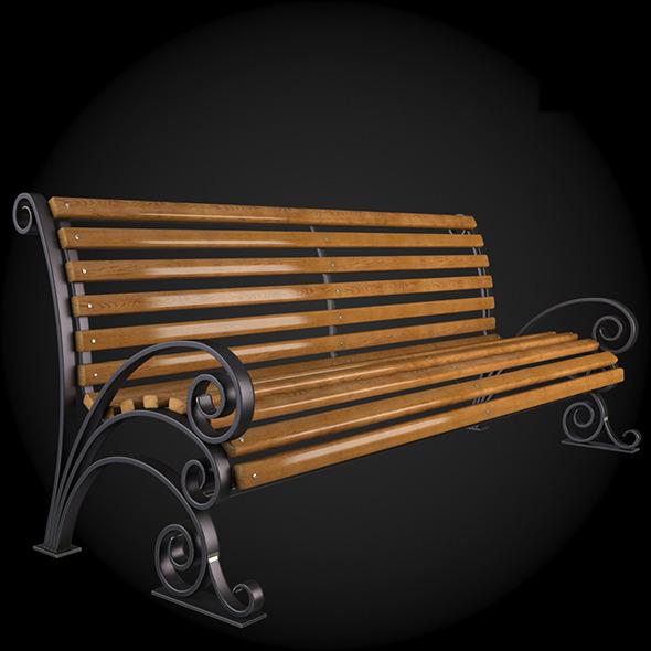 3DOcean Bench 001 6190140