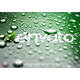 Waterdrops Logo Reveal - VideoHive Item for Sale