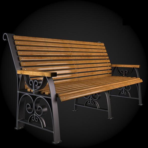3DOcean Bench 008 6190285