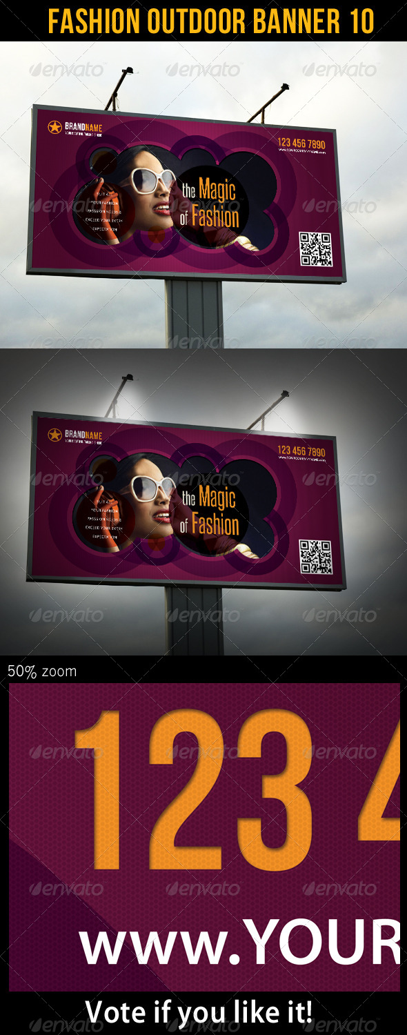 GraphicRiver Fashion Outdoor Banner 10 6190319