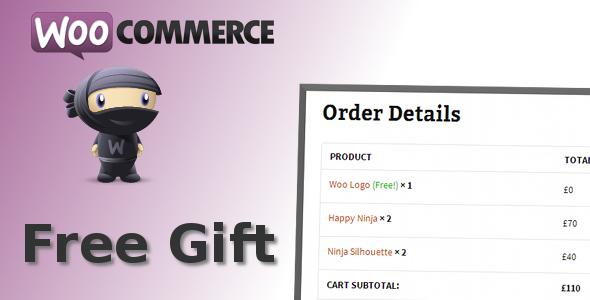 CodeCanyon WooCommerce Free Gift 6144902