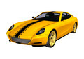 Yellow Sportscar  - PhotoDune Item for Sale