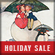 Holiday Sale Flyer - Vol. 8 - GraphicRiver Item for Sale