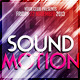 Sound Motion Flyer Template - GraphicRiver Item for Sale