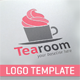Tearoom - Logo Template - GraphicRiver Item for Sale