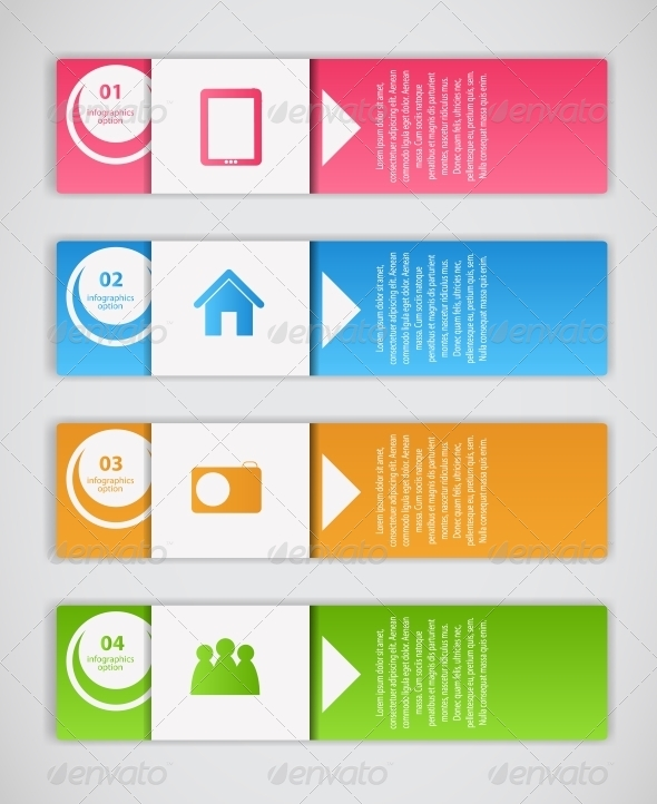 GraphicRiver Infographic Business Template Vector Illustration 6193082