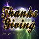 3D Thanksgiving Text - GraphicRiver Item for Sale