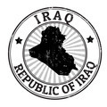 Iraq stamp - PhotoDune Item for Sale