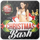 Christmas Bash - Flyer - GraphicRiver Item for Sale