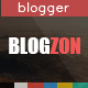 Blogzon: Responsive and Multipurpose Template - ThemeForest Item for Sale