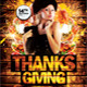 Thanksgiving or Autumn Flyer Template - GraphicRiver Item for Sale