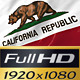 California State Flag - VideoHive Item for Sale