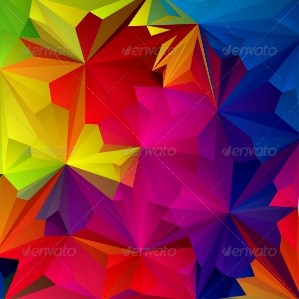 GraphicRiver Abstract Geometrical Background 6194704