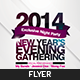 New Year's Eve Flyer Template - GraphicRiver Item for Sale