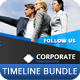 Corporate Facebook Timeline Cover Bundle Vol 4 - GraphicRiver Item for Sale