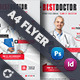 Best Doctor Flyer Template - GraphicRiver Item for Sale