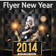 Party New Year Flyer - GraphicRiver Item for Sale