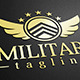 Military Logo - GraphicRiver Item for Sale