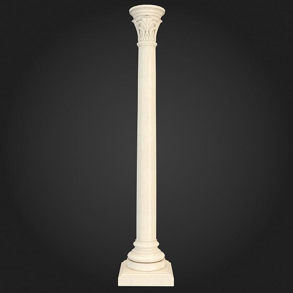 3DOcean Column 009 6198770