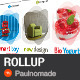 Multipurpose Banner or Rollup 2 - GraphicRiver Item for Sale