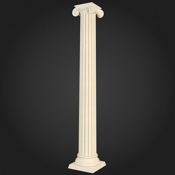 3DOcean Column 025 6199519