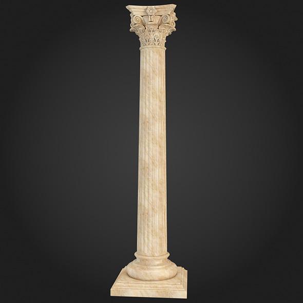 3DOcean Column 026 6199751