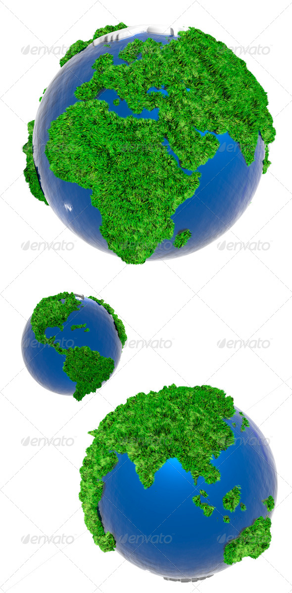 GraphicRiver Globe 6199892