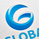 Global G Letter Logo - GraphicRiver Item for Sale