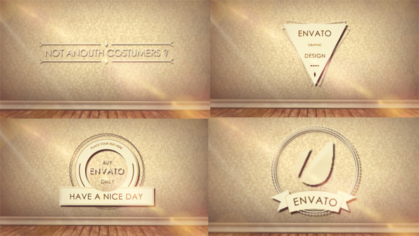 VideoHive Vintage Retro Badges 6153593