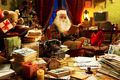 Santa Claus relaxing at home - PhotoDune Item for Sale
