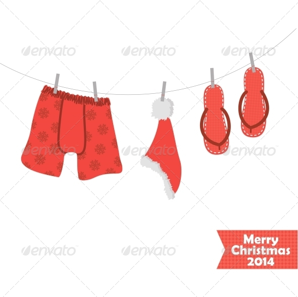 GraphicRiver Christmas Card 6201639