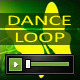 Dance and Electronic Theme Loop