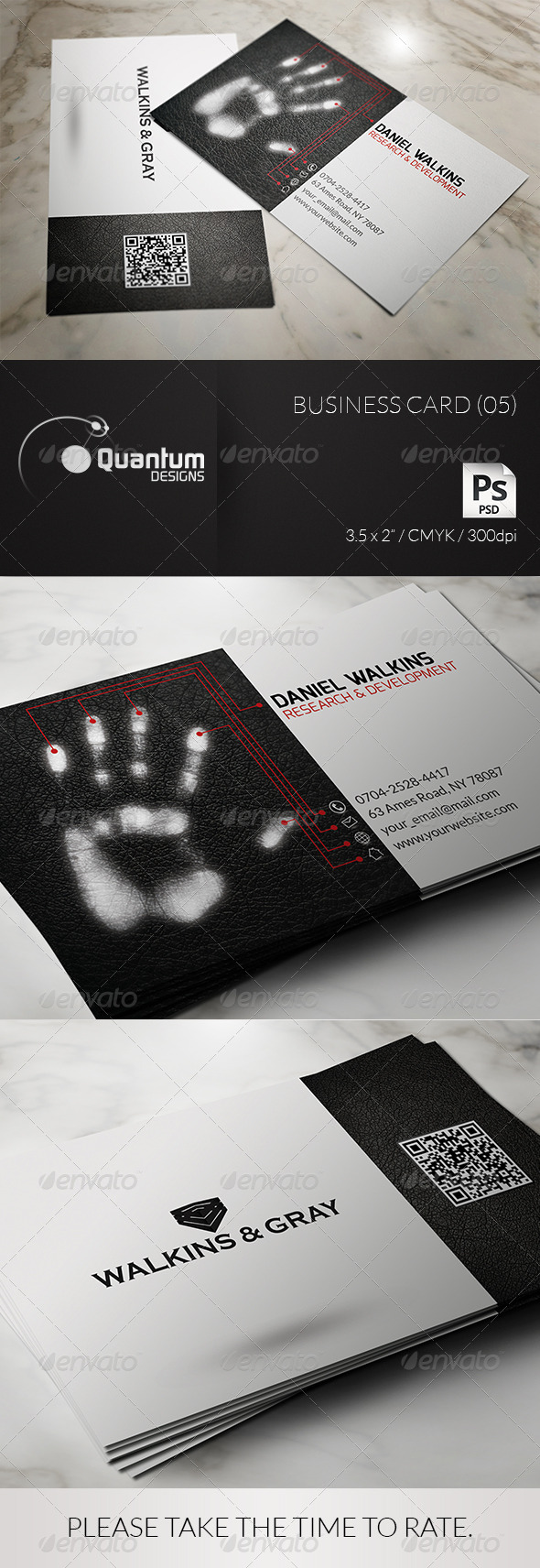 GraphicRiver Business Card 05 6203350