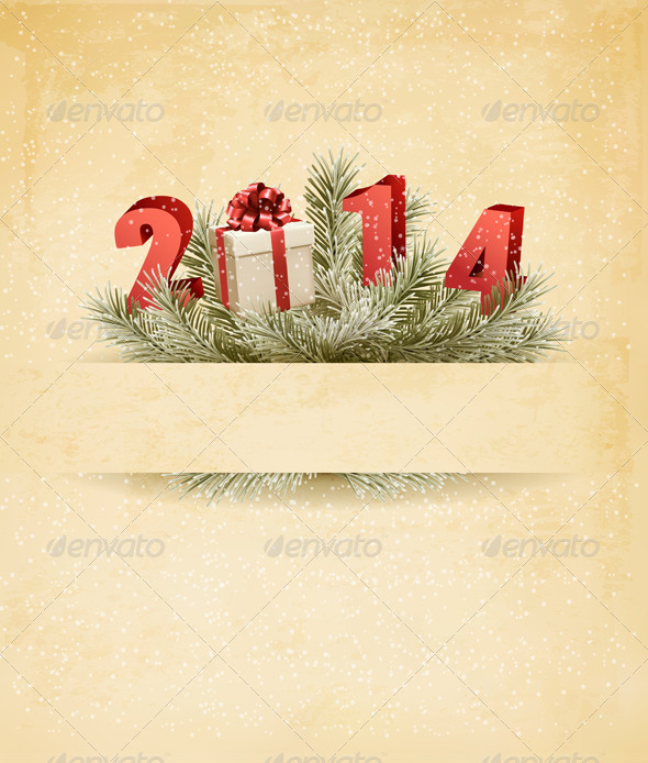 GraphicRiver Happy New Year Template 6204131