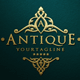 Antique Luxury Logo - GraphicRiver Item for Sale