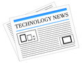Technology News Newspaper - PhotoDune Item for Sale