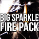 Big Sparkle Fire Pack - VideoHive Item for Sale