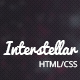 Interstellar – multi-purpose html template