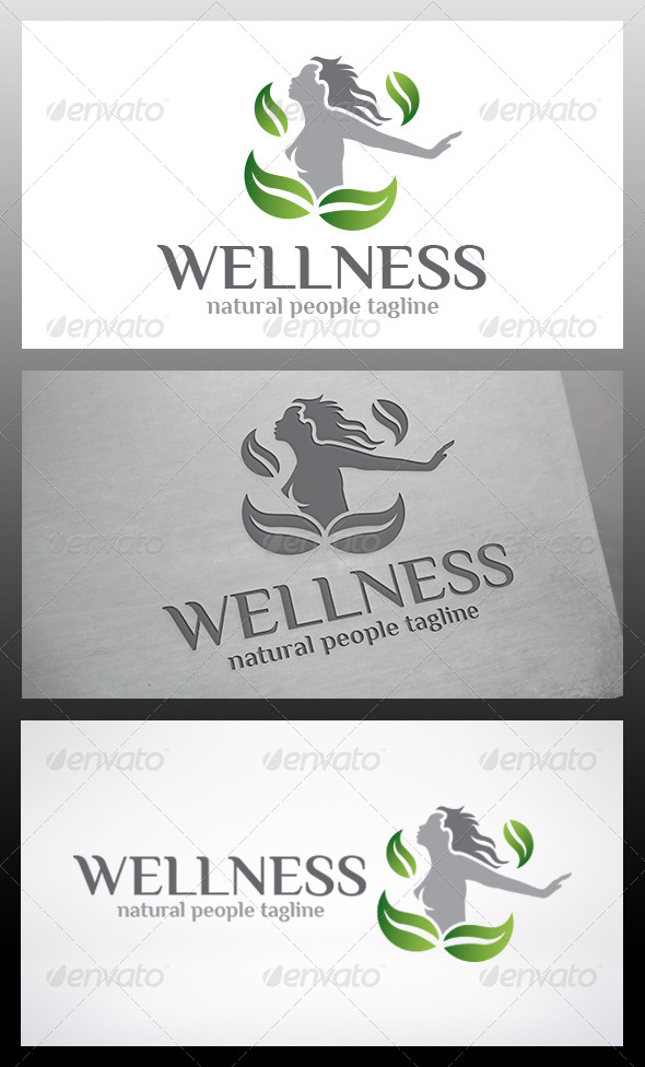 GraphicRiver Beauty Logo 6209738