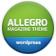 Allegro - Multipurpose News, Magazine Theme - ThemeForest Item for Sale