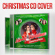 Merry Christmas CD Cover Artwork - GraphicRiver Item for Sale
