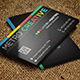 Creative Business Card 131 - GraphicRiver Item for Sale