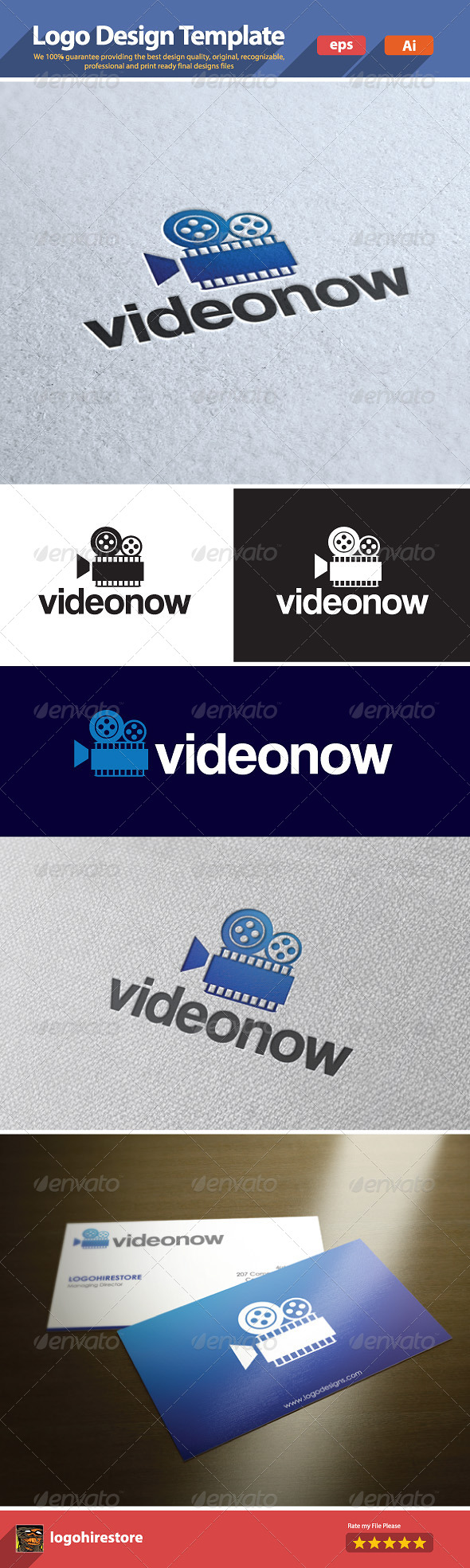 GraphicRiver Video Now 6210959