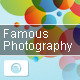 Famous Photography - ThemeForest Item for Sale