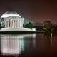 Jefferson Memorial in Washington DC at Night - PhotoDune Item for Sale